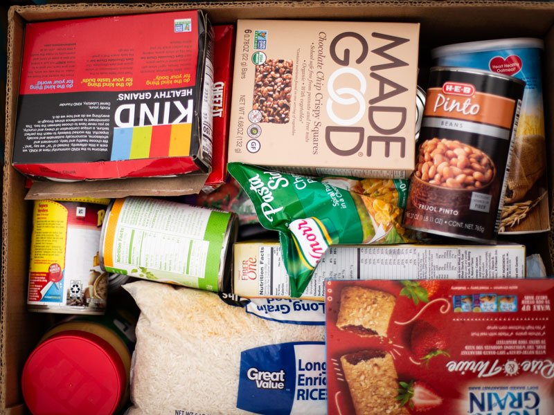 How To Help FoodDrive