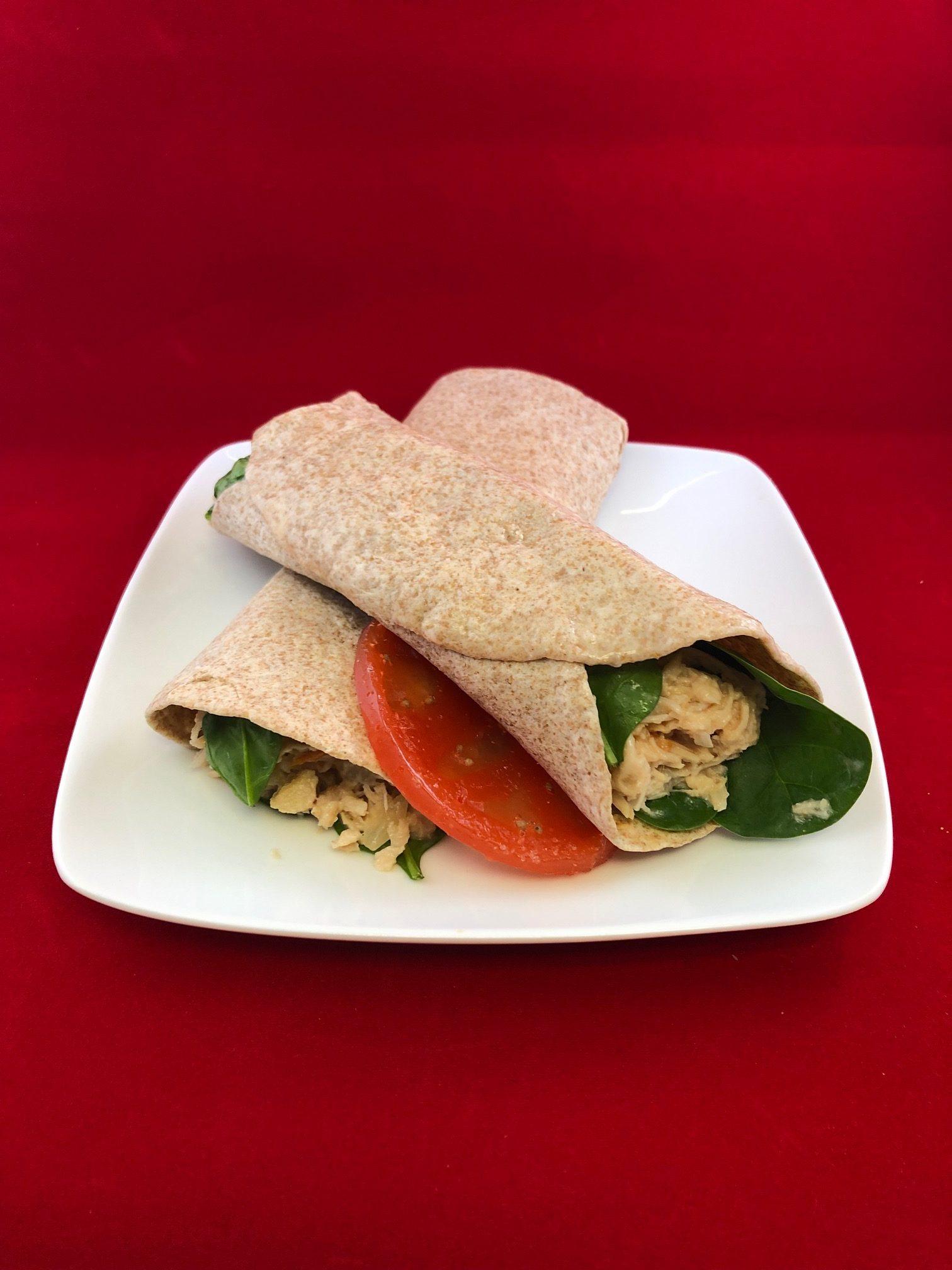 Chicken Salad Wrap (2)