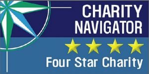 Charity Navigator Badge 4star Charity