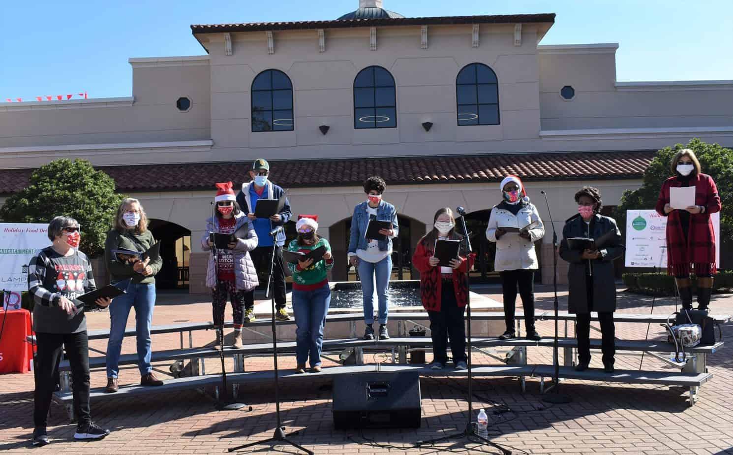 The Woodlands United Methodist Church Resound Choir