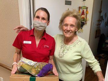 Senior Distributions - Delivering to Seniors