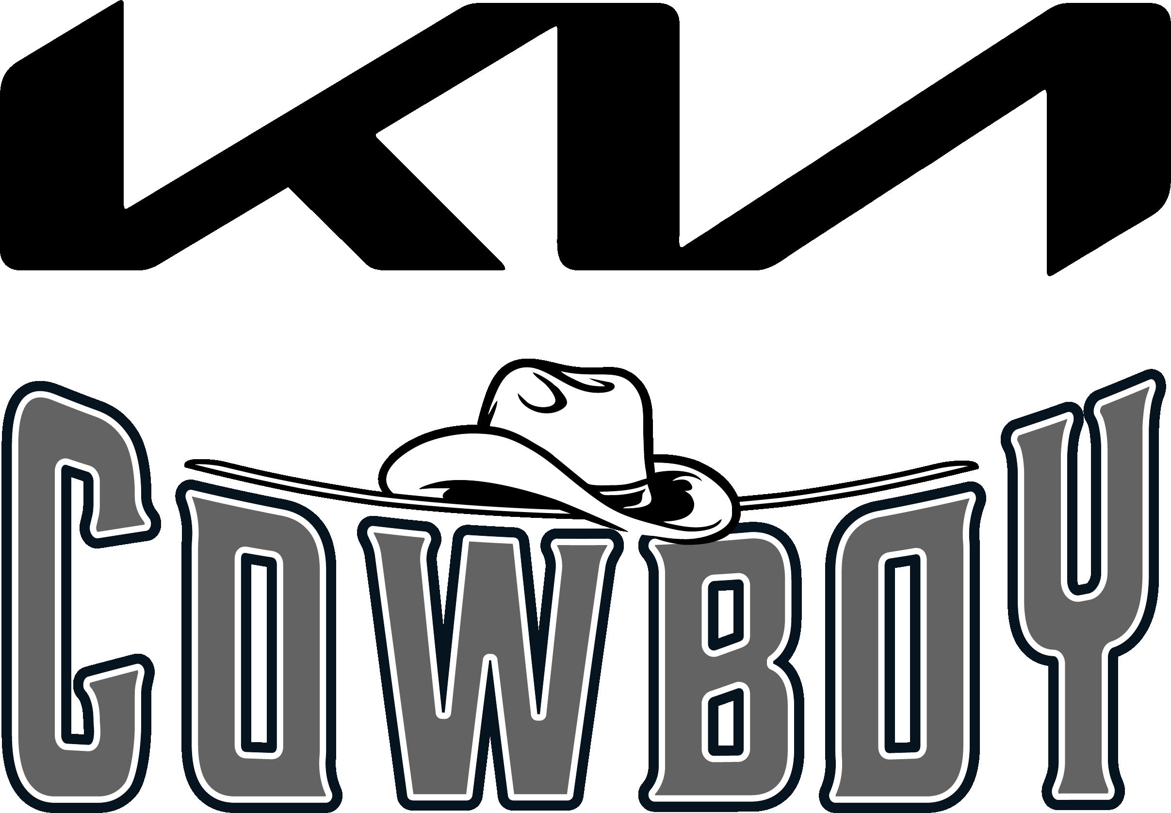 Cowboy Kia Logo