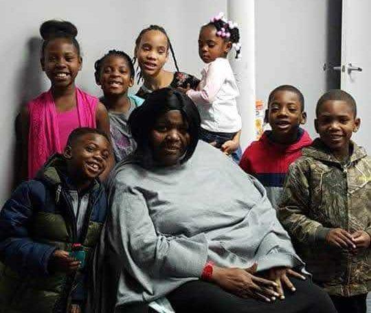 Kimberly Davis Family