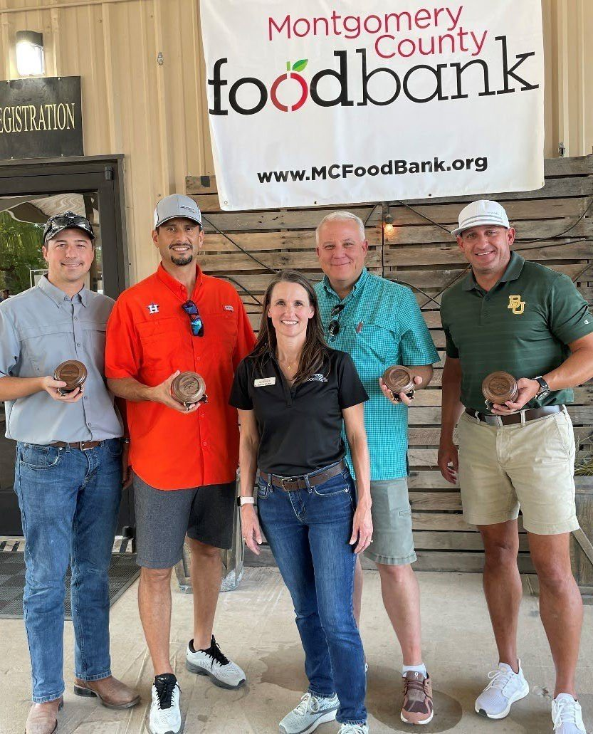 9th annual Shootout Hunger sporting clays tournament on September 10, 2021 at Blackwood Gun Club in Conroe, TX