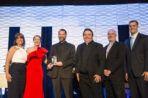 2018 Partner Agency of the Year - St. Anthony of Padua Catholic Church